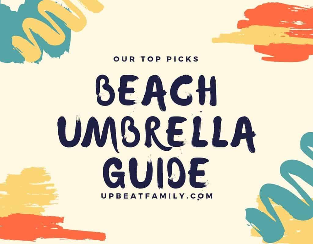 best beach umbrella reviews