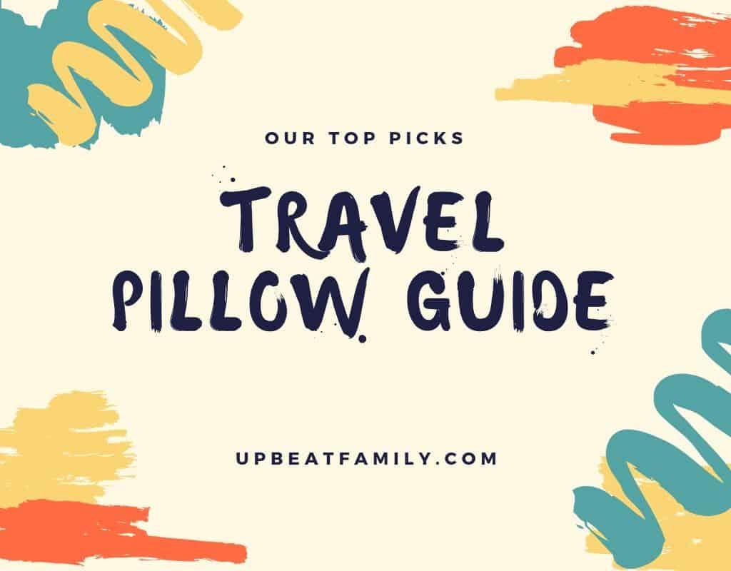 best travel pillow